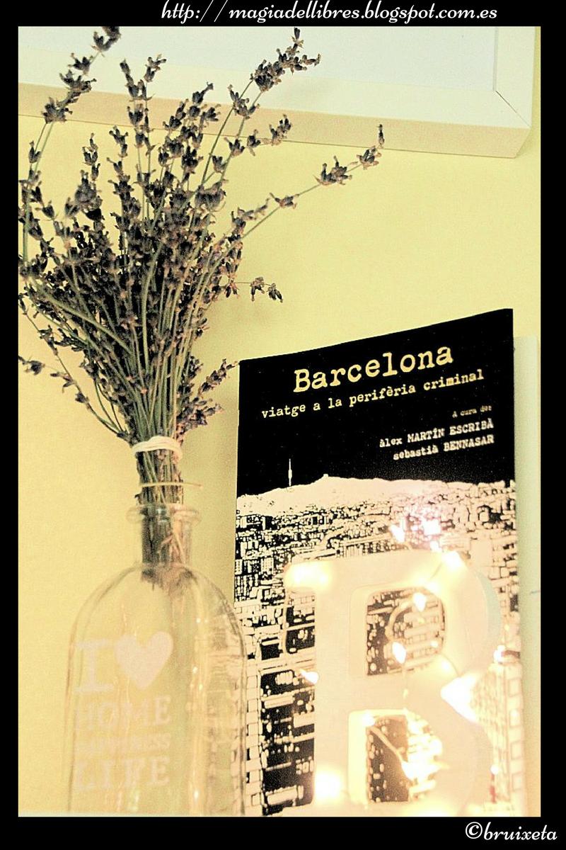 Barcelona viatge a la perifèria criminal (varis autors)