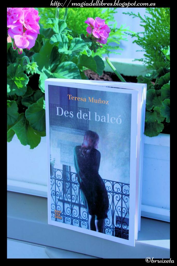 Des del balcó de Teresa Muñoz