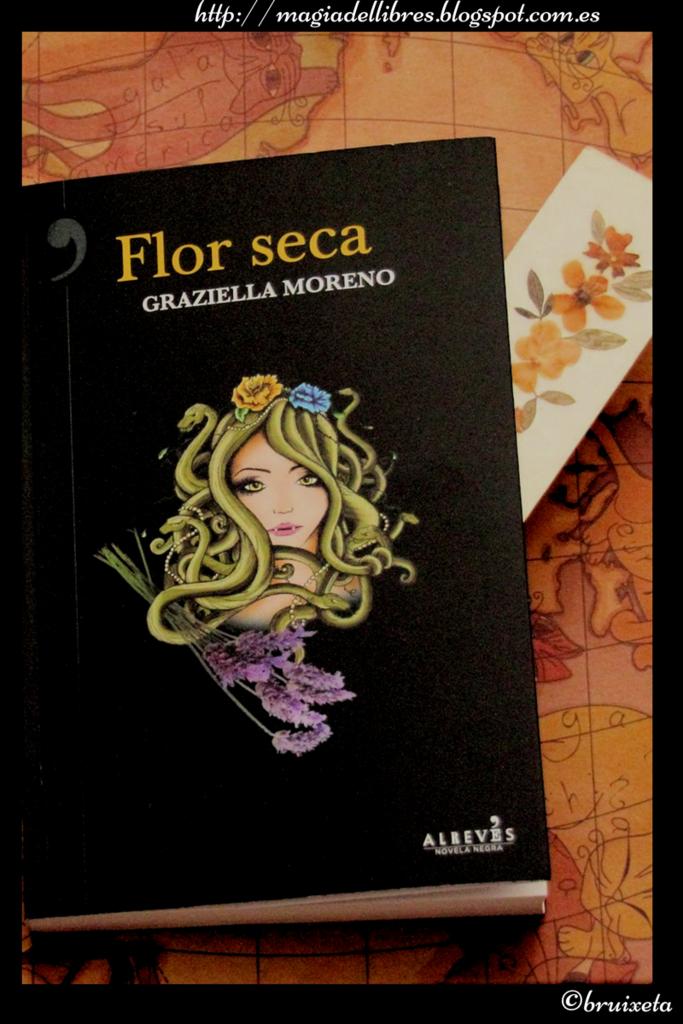 Flor seca de Graziella Moreno