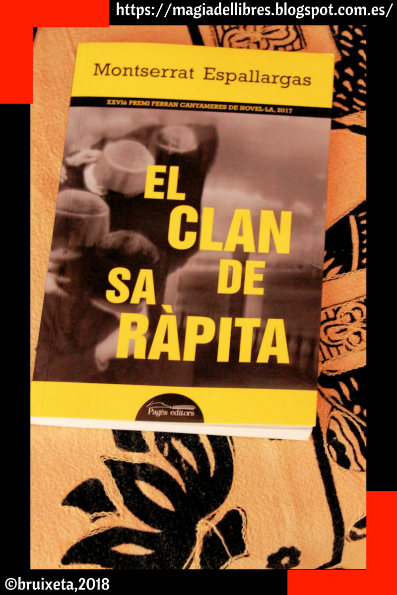 El clan de Sa Ràpita de Montserrat Espallargas