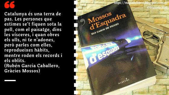 Mossos d'Esquadra, els cassos de fició (varis autors)