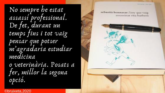l'any que vaig assassinar a Rita Barberà de Sebastià Bennasar